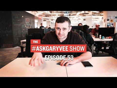 #AskGaryVee Episode 53: Values, Selfies, & Cornhole