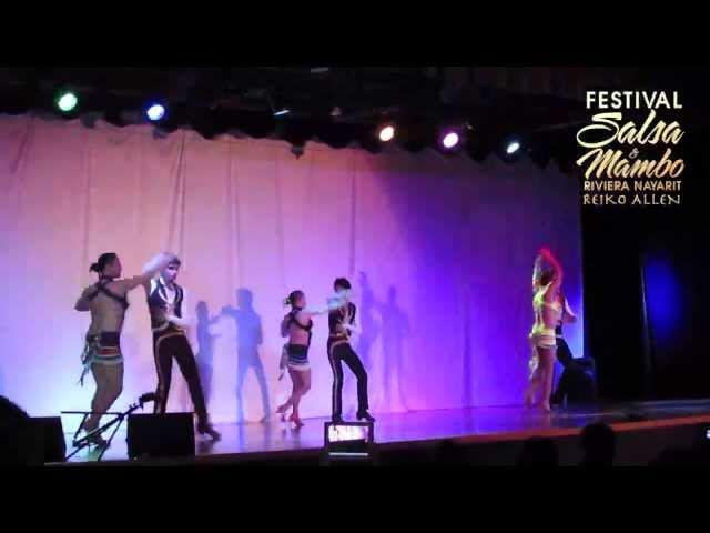 Talento Latino - Riviera Nayarit Salsa & Mambo Festival 2013