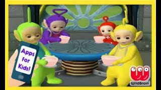 ➡ Teletubbies Make Tubby Custard on the Teletubbies App! | Best Apps for Kids | NEW ✔