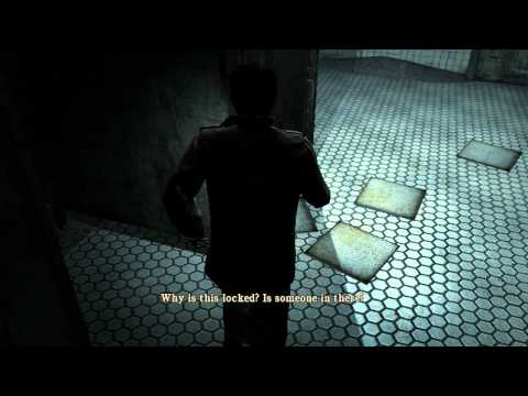 Silent Hill Homecoming PC HD - Gameplay part 1