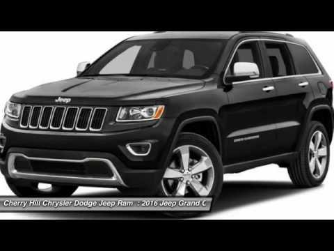 2016 Jeep Grand Cherokee Cherry Hill NJ 302811