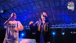 DIOX/THE RETURNERS - To jest Diox Live in Gizycko @ Mazury Hip-Hop Festiwal