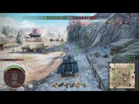 World of Tanks PS4 - BDRG1b Master
