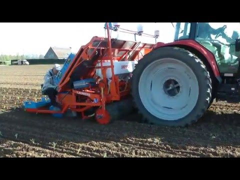 Lauwers TML Trayplanter