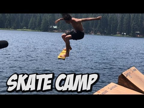 LAST DAY AT YMCA SKATE CAMP !!! Feat. VINNIE BANH - NKA VIDS -