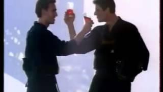 [1987] Jus de Raisin commercial with James Guidera