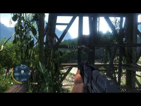 Far Cry 3 Gameplay GTX 560 Momentos