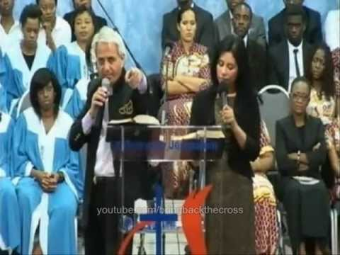 Benny Hinn - God's Spirit Inside of You (1)