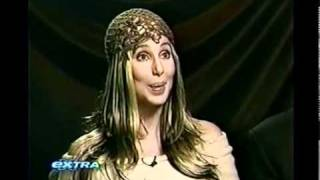 Cher - Extra Interview (2003) Stuck On You