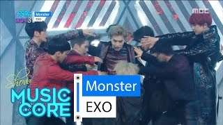 Comeback Stage Exo Monster 엑소 몬스터 Show Music Core 20160611