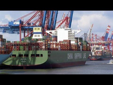Eurozone-Außenhandel - positive Momentaufnahme vor Sanktionen - economy