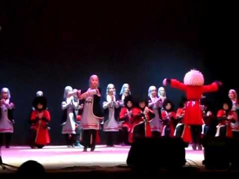 ცეკვა მთიულური