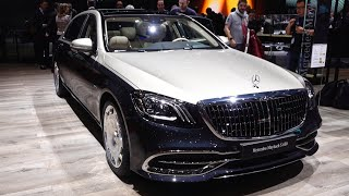 2019 Mercedes S Class S650 Maybach V12 - NEW Full Review LONG + Interior Exterior Infotainment