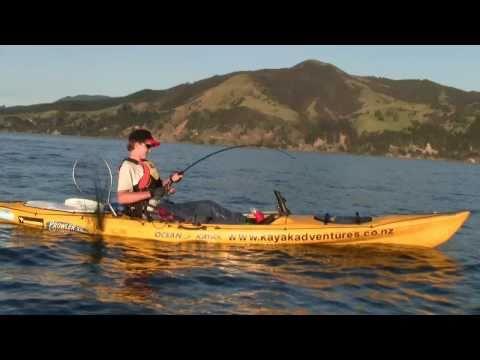 Kayak Fishing Big Snapper