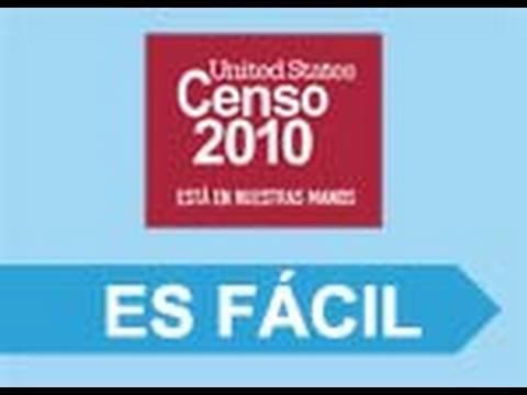 El Censo Del 2010 Es Fácil ( Spanish )