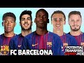 FC BARCELONA POTENTIAL TRANSFERS RUMOURS SUMMER 2018 Ft POGBA GRIEZMANN ALABA INIESTA mp3