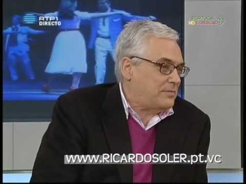 Ricardo Soler e Cátia Tavares - Portugal no Coração - West Side Story - 1ª parte