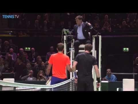 Highlights: Berdych - Seppi & Wawrinka - Garcia-Lopez