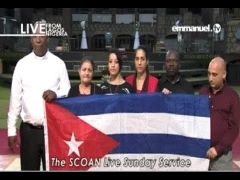 SCOAN 12/06/16: Cuban Delegation Share Their SCOAN Visit Experience. Emmanuel TV