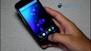 ParanoidAndroid JB Rom on the Samsung Galaxy Nexus [REVIEW]