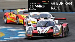 Main Race 2020 Asian Le Mans Series Rd.4 4 Hours Buriram, Thailand