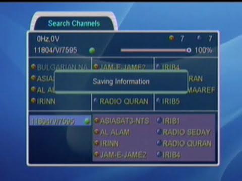 Configurando CD-1004 SN para FTA