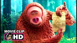 """MISSING LINK """"You're Exactly How I Imagined"""" Movie Clip (2019)"""
