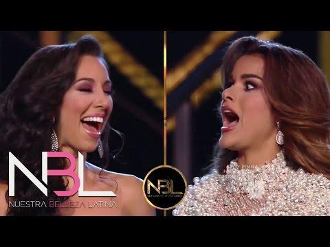 ¡Clarissa Molina es la reina de Nuestra Belleza Latina VIP!