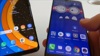 Huawei P20 Pro czy Samsung Galaxy S9 Plus - który wybrać?