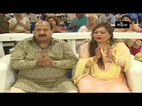 Live:day 3 bhagwat katha 27march 2018 gaurav Krishna g