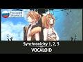 Synchronicity 1 2 3 ВСЯ ТРИЛОГИЯ НА РУССКОМ Harmony Team mp3