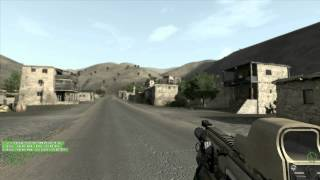 Arma 2 1080p on AMD FX4100 HD Radeon 6770