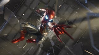 Spider-Man vs Wilson Fisk (Iron Spider Suit Walkthrough) - Marvel's Spider-Man