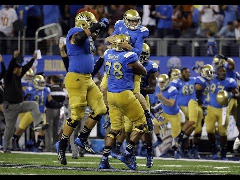 UCLA-Texas Highlights
