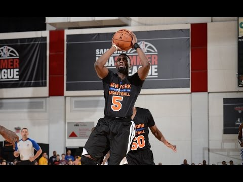 Tim Hardaway Jr: Wired in Las Vegas Summer League