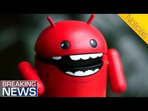 Llega a Android el malware Ransomware