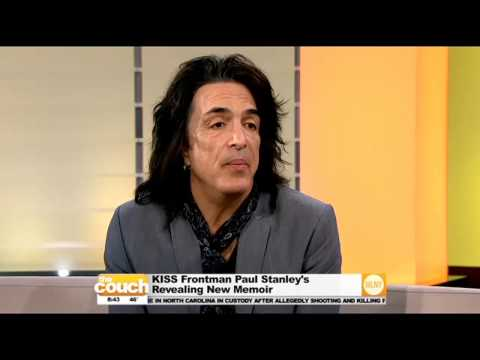 KISS Icon Paul Stanley Faces The Music