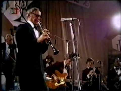Benny Goodman In Prague Czechoslovakia 1976 #3