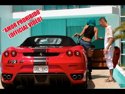Baby Rasta y Gringo - Amor Prohibido (Official Video) 2014