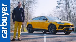 Lamborghini Urus SUV 2019 in-depth review - Carbuyer