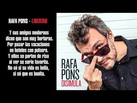 Rafa Pons - Libertad