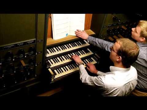 Anthonie van Noordt Psalm 24 MARTINIKERK Groningen