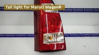 Tail light for Maruti Suzuki WagonR
