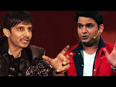 Kamaal R Khan ABUSES INSULTS Kapil Sharma of Comedy Nights With...