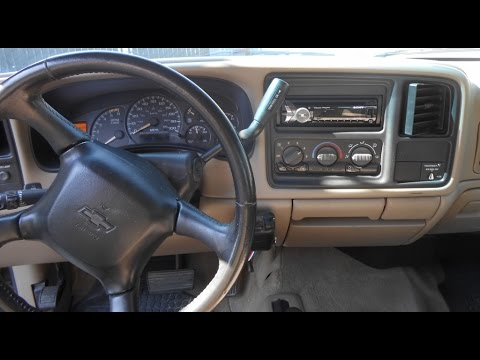 stereo wiring diagram 1992 chevy silverado how to install a    stereo    in a    chevy       silverado    head unit  how to install a    stereo    in a    chevy       silverado    head unit
