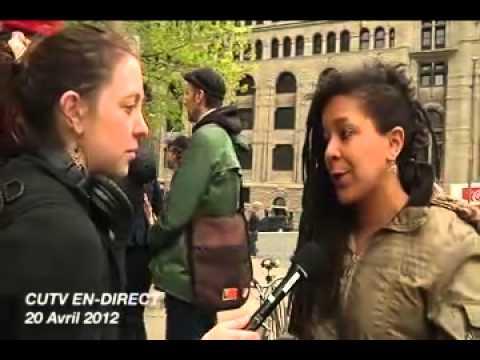 4 Avril 2012 - CUTV News EN DIRECT