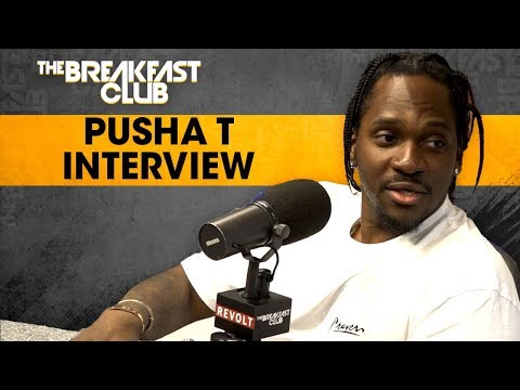Pusha T Talks Daytona And The Mind Of Kanye West, Lil Wayne, Drake + More