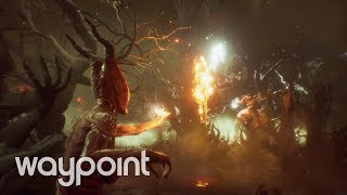 'Agony' Review: It's Not Just Bad, It's Toxic