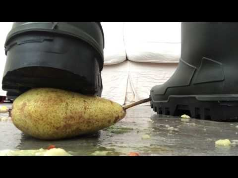 Dunlop Thermo+ rubber boots having some fun on a boring Sunday #1