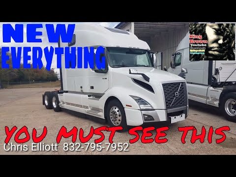 2018 volvo VNL 860 official look over
